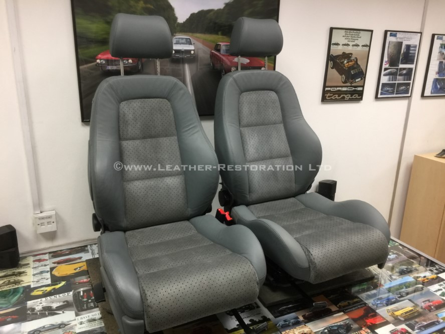 Restoring Old Leather Car Seats