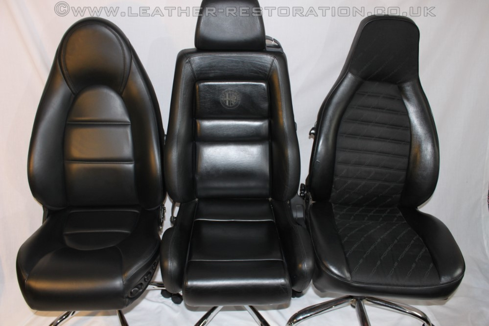 commissioned to restore and convert a rare original car seat into an office chair car seats office chairs